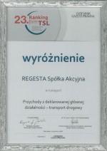 Ranking TSL Dziennika Gazety Prawnej 2018